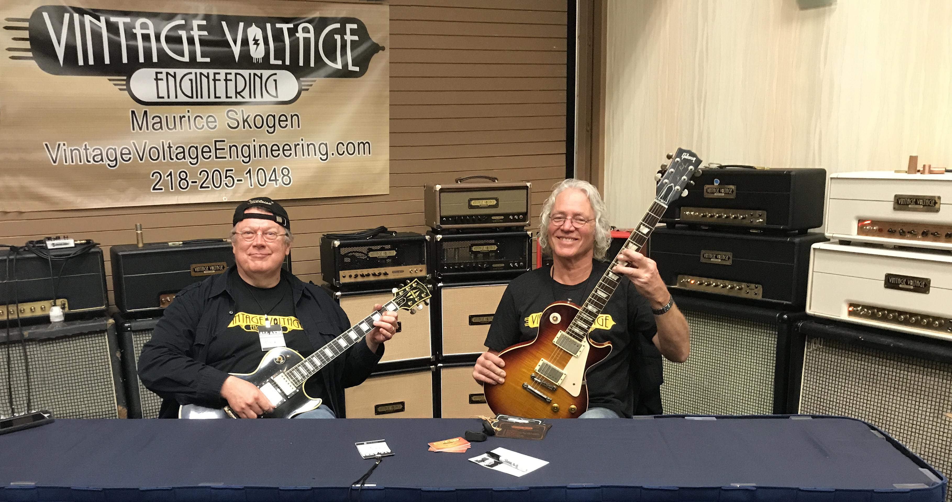 Vintage Voltage Expo